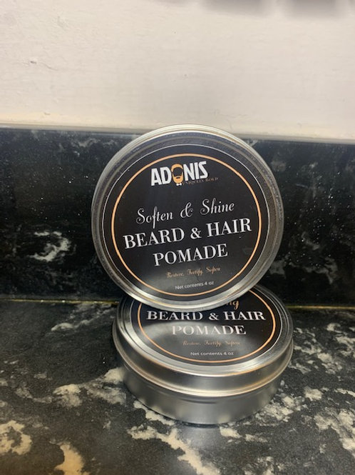 Soften & Shine Beard and Hair Pomade