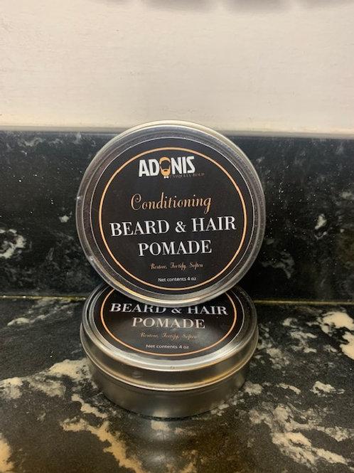 Conditioning Beard & Hair Pomade