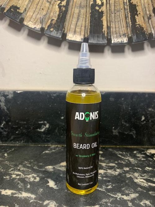 Scalp Stimulating Beard Growth Oil
