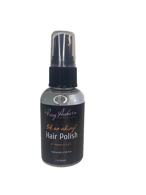 Oh So Shiny! Hair Polish