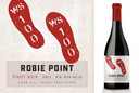 CAROLINE BOLLER'S SIGNATURE ROBIE POINT WINE