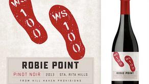 CAROLINE BOLLER'S SIGNATURE ROBIE POINT WINE