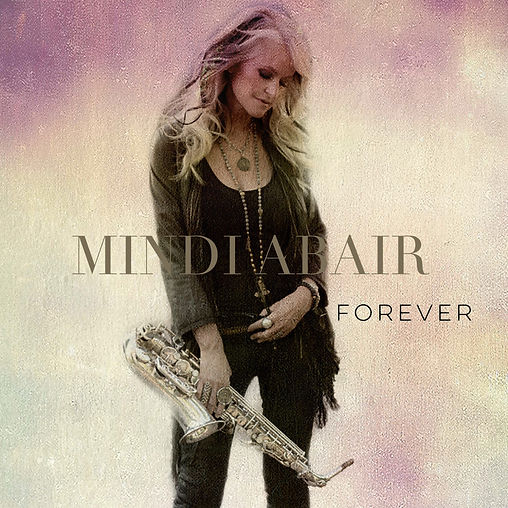 Mindi Abair %22Forever%22 Single Cover A