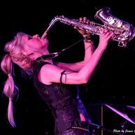 Mindi Abair Live Saxophone