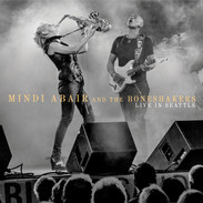 Live In Seattle CD Cover
