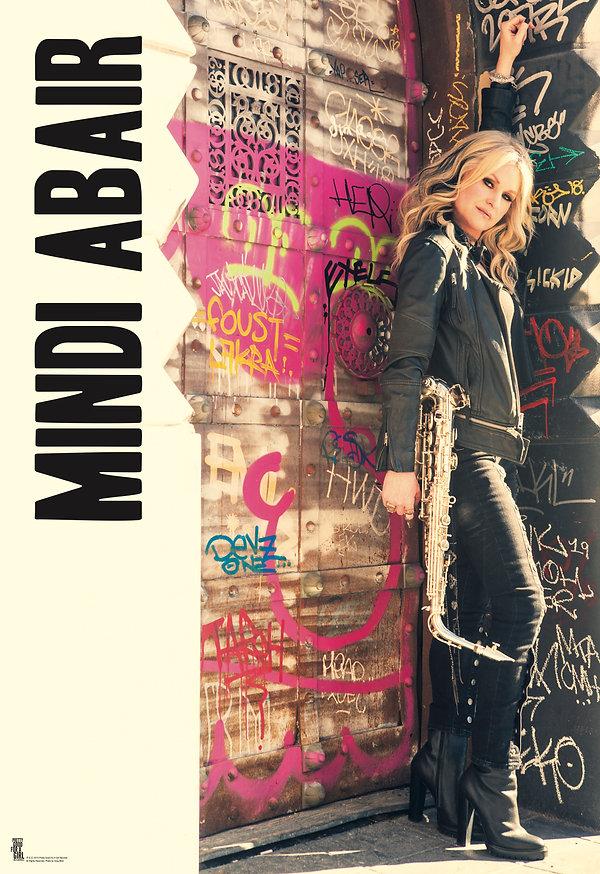 2019 Mindi Abair Poster-13inx19in-h-fron