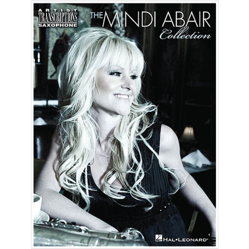Mindi Abair Collection Songbook
