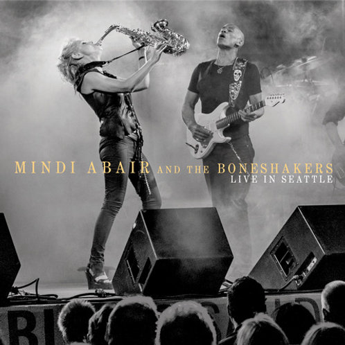 Live in Seattle CD (2015)