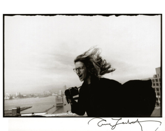 Annie Liebovitz - We've Seen The World Through Her Lens, And It's Better That Way