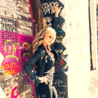 Mindi Abair Graffiti Wall 2