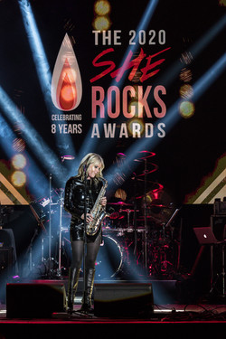 She Rock Awards Mindi Abair 2020 Photo b