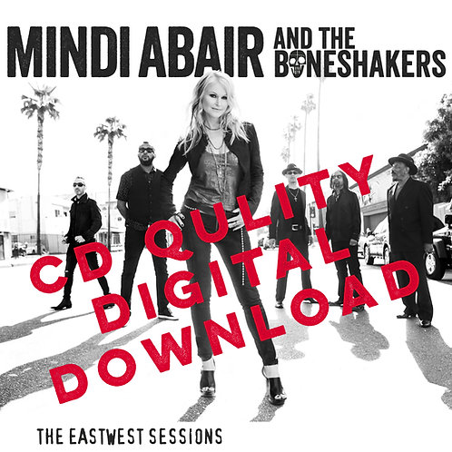 Mindi Abair & The Boneshakers Digital Download - CD Quality