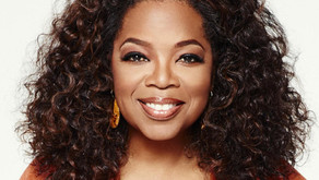 OPRAH. One woman CAN make the world a better place.