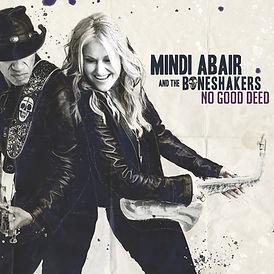 Abair - No Good Deed - Hi Rez Cover copy