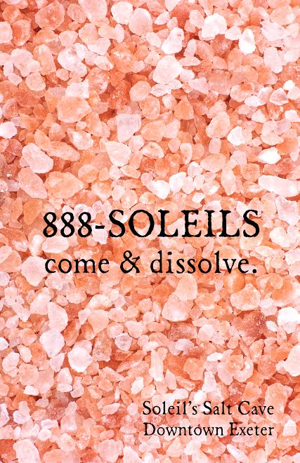 Soleils Salt Cave