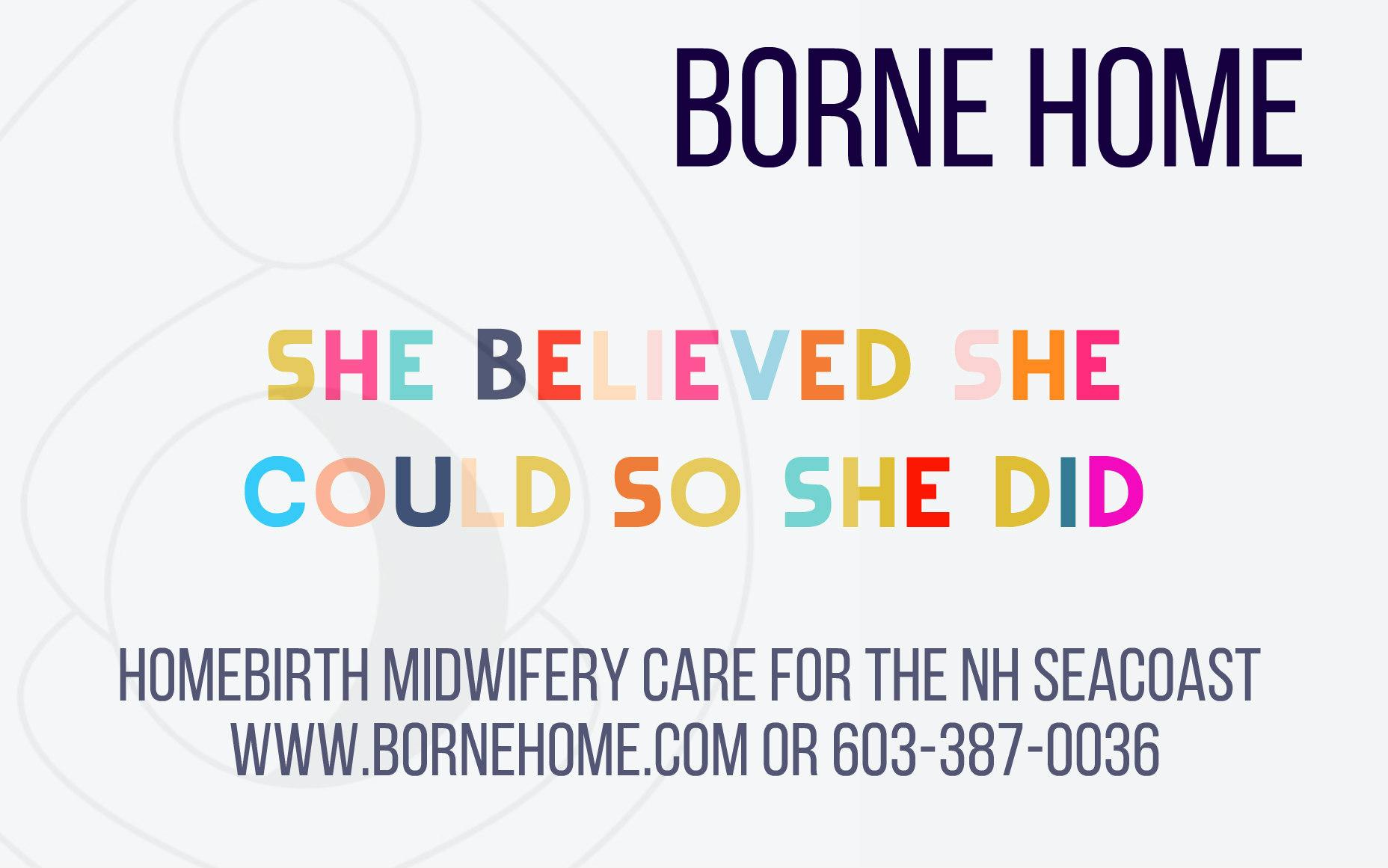 Borne Home
