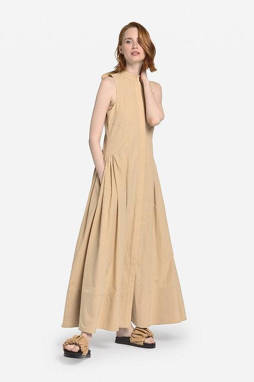 Ottod'Ame Sleeveless Cotton Dress