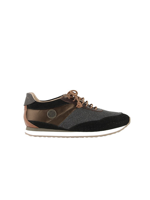 Intropia Wool & Leather Trainers