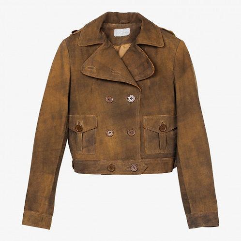 Mes Demoiselles Oakley Leather Jacket