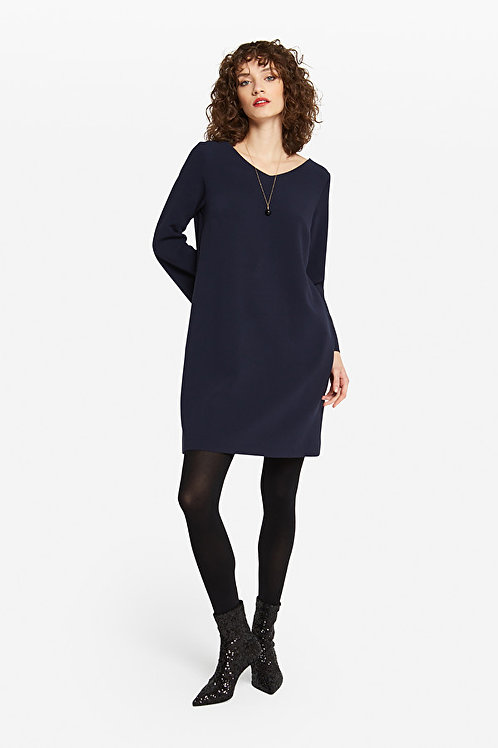 Ottod'Ame Mini Dress with Porthole