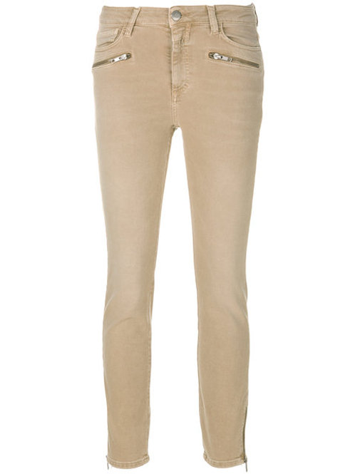 CLOSED Aimie Brushed Coloured Denim