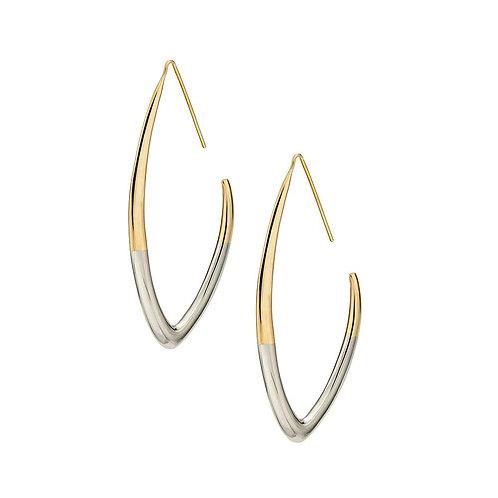 SOKO Tulla Outline Threader Earring