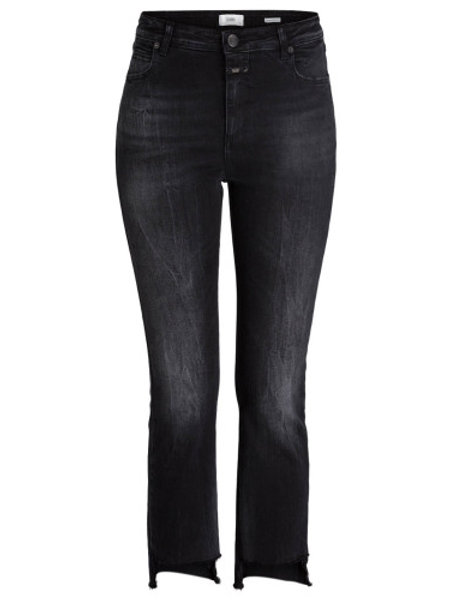 CLOSED Rose Jean with Fringed Edge