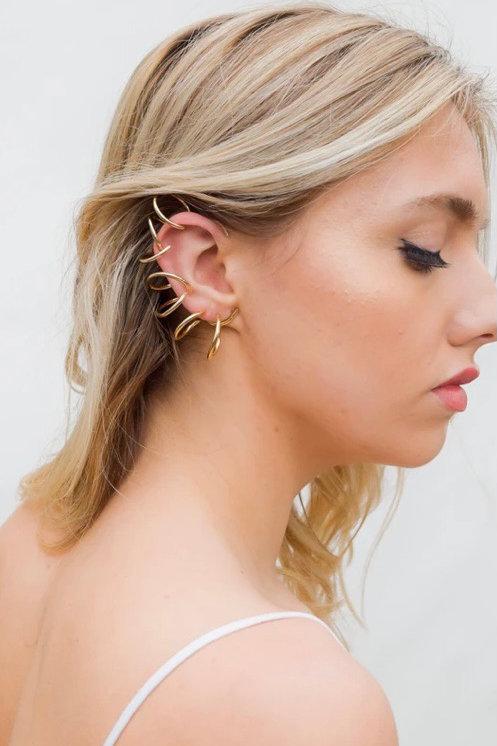 Nina Berenato Rebel Ear Cuff