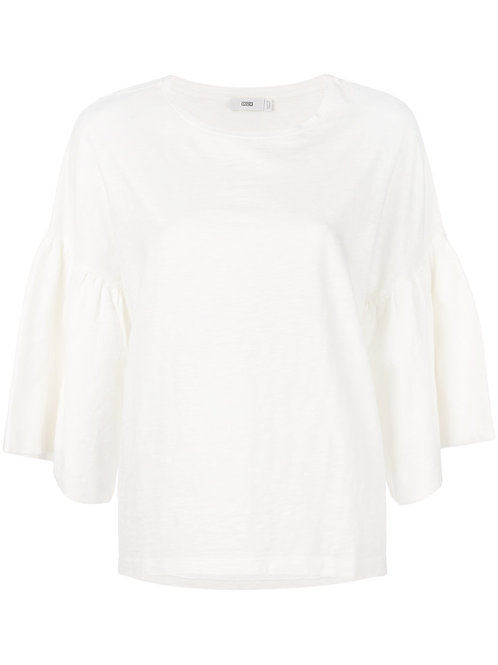 CLOSED Trumpet Sleeve Shirt
