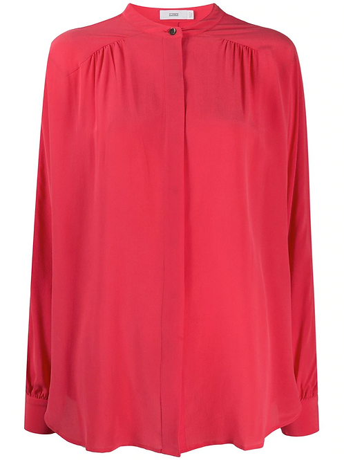 CLOSED Crepe de Chine Silk Blouse