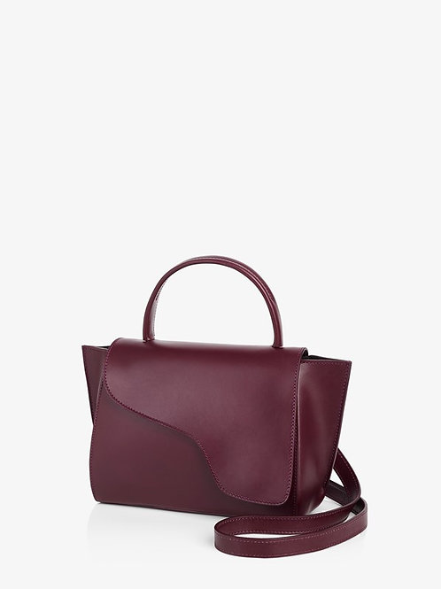 ATP Atelier Arezzo Vacchetta Leather Handbag
