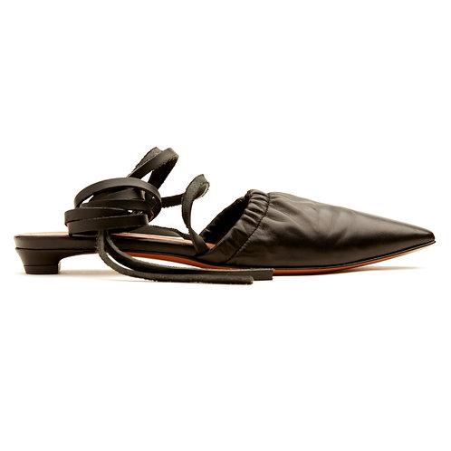 ATP Atelier Lioni Ankle Strap Flats
