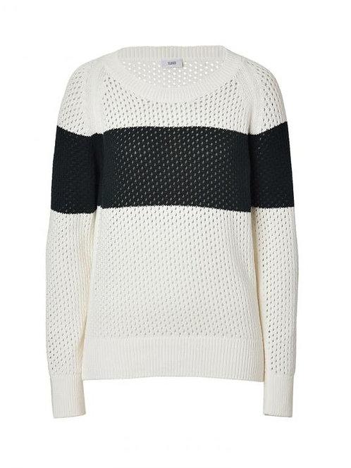 CLOSED Mesh Sweater
