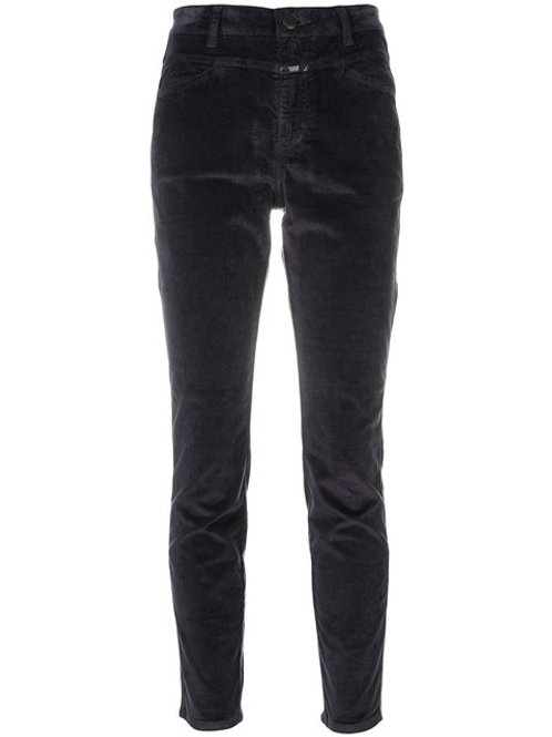 CLOSED Velvet Skinny Pusher