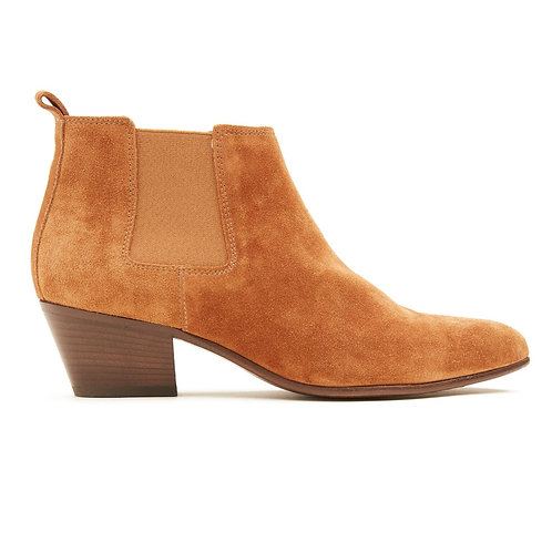CLOSED Suede Bootie