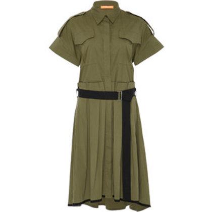 Smarteez Army Shirt Dress