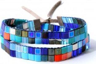 Julie Rofman Santorini Double Wrap Bracelet