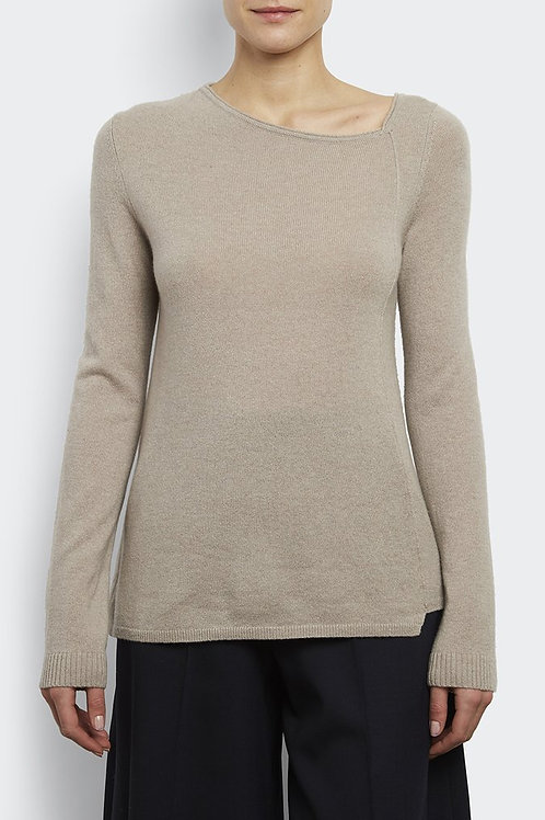 Inhabit Angled Shoulder Sweater