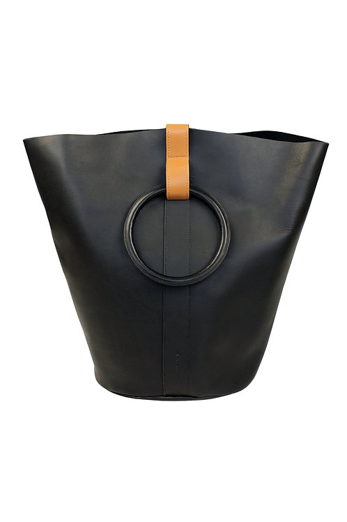 OTAAT/Myers Collective Round Bucket Tote