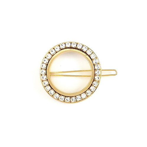 B-low The Belt Farah Circle Barrette