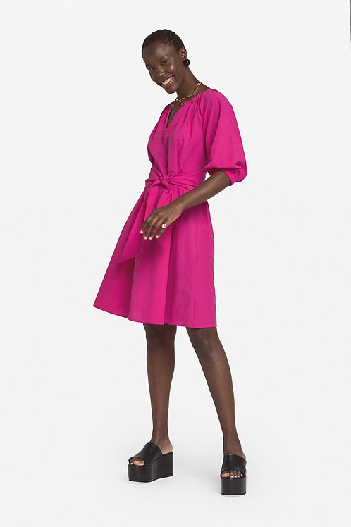 Ottod'Ame Poplin Dress