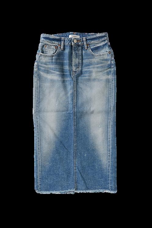 MOUSSY Vintage Comfort Norman Long Skirt