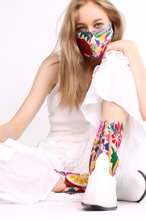 MOMO New York Giva Face Mask
