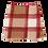 Thumbnail: Ottod'Ame Tartan Mini Skirt