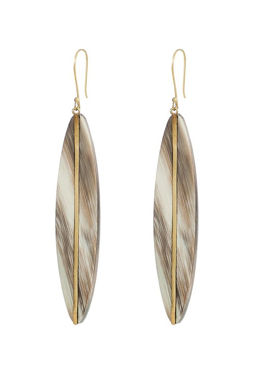 SOKO Panra Horn Dangle Earring