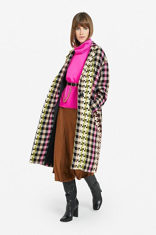 Ottod'ame Wool Blend Coat