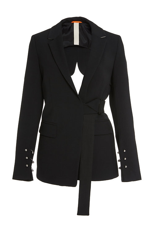 Smarteez Wool Cut Out Jacket