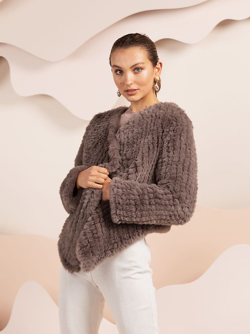 BÜBISH Soho Faux Fur Jacket