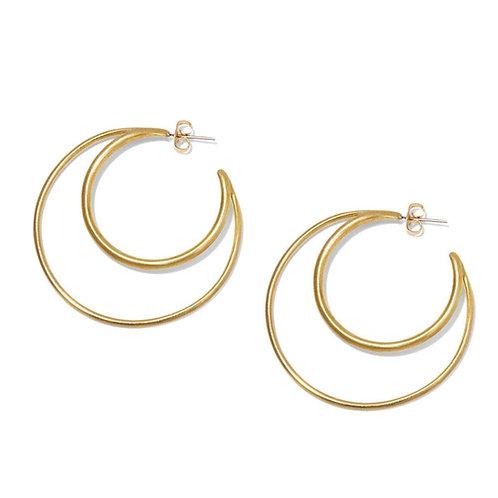 SOKO Gio Hoop Earrings