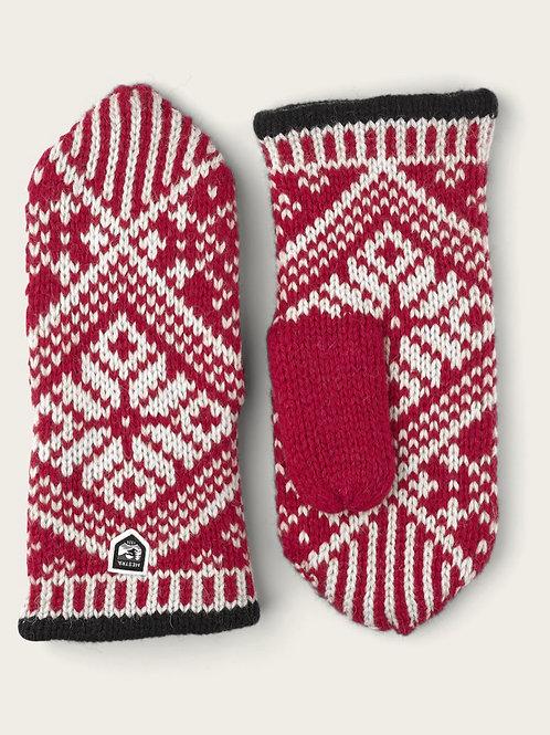 Hestra Nordic Wool mitt